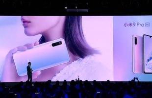 Xiaomi Mi 9 Pro 5G chính thức ra mắt: Chip Snapdragon 855+, sạc không dây 30W nhanh nhất thế giới, kết nối 5G, giá từ 520 USD