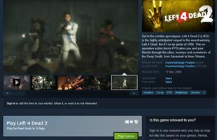 Link tải Left 4 Dead 2 bản quyền miễn phí trên Steam