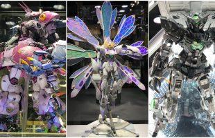 Chiêm ngưỡng những mẫu Gundam đẹp nhất Nhật Bản năm 2018