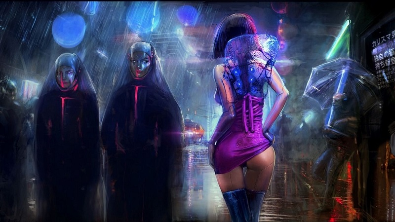 Cyberpunk 2077 sẽ cho người chơi tắt các cảnh khỏa thân