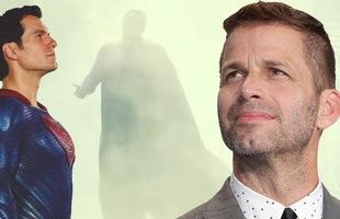 Đạo diễn Zack Snyder đăng đàn giải thích về cảnh phim Justice League bị cắt
