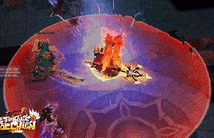 4 tướng di chuyển tự do, tứ hành tương khắc, hợp kích trảm địch nhân: Tam Quốc Tốc Chiến là tựa game chiến thuật KHÔNG giới hạn?