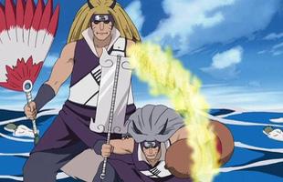 """10 vũ khí huyền thoại giúp những kẻ mạnh như """"hổ mọc thêm cánh"""" trong Naruto"""