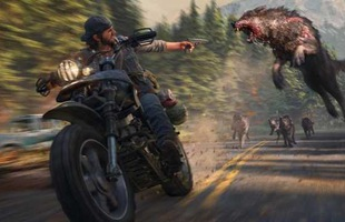 Không chỉ zombie bình thường, Days Gone còn có cả bầy đàn siêu thú cuồng nộ