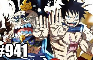 One Piece 941: Trừ Luffy, cả băng Mũ Rơm có thể sẽ tụ tập đủ chỗ Yasu bị xử tử và chuẩn bị đối đầu với Orochi