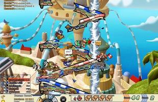 Gunbound - Tựa game online bắn tọa độ đầu tiên và cũng là hay nhất từ trước tới nay
