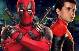Hai gã mặc đồ đỏ, lắm mồm Deadpool và Spider- Men sẽ cùng xuất hiện trong Far From Home?