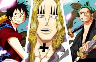 One Piece 943: Zoro - Sanji vừa tái hợp đã đụng ngay Hawkins - X Drake, 1 cuộc chiến gay cấn sắp nổ ra?