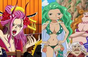 One Piece: Một thành viên trong Tobi Roppo có mối liên hệ mật thiết với đảo Amazon Lily của Boa Hancock?