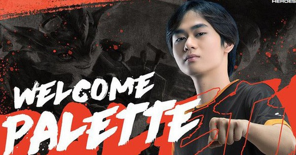 """Team Flash chính thức có được Palette, game thủ Việt lo lắng cho VCS - """"chơi 1 mình đi ai chơi lại"""""""