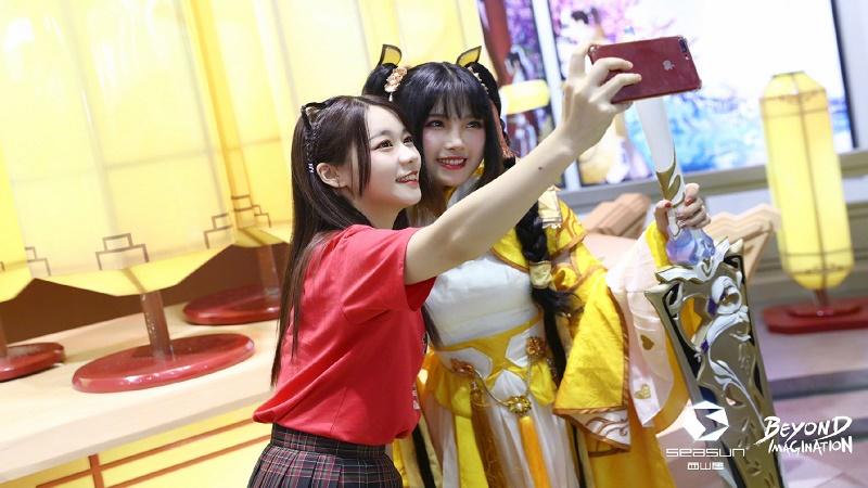 Seasun - Cha đẻ VLTK mang gì đến sự kiện ChinaJoy 2020?