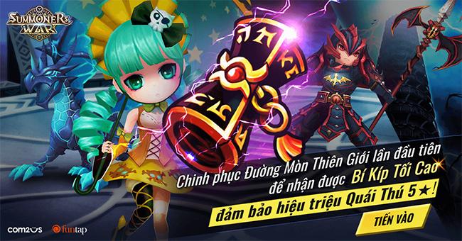 """Summoners War trở lại đầy thuyết phục với hàng loạt sự kiện """"hot hit"""" cho làng game Việt"""