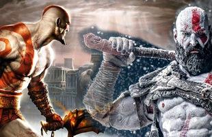 [Tiểu sử nhân vật] Kratos và con đường từ một kẻ nô lệ trở thành huyền thoại (p1)
