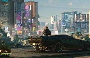 Hé lộ về độ rộng lớn của thế giới mở trong Cyberpunk 2077