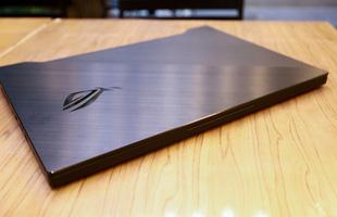 Laptop Asus ROG Zephyrus M15 - Laptop gaming mạnh mẽ nhưng vẫn mỏng nhẹ