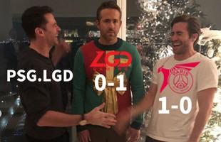 Play-in CKTG 2020 Ngày 1: LGD bị hủy diệt bởi PSG Talon, LCS vươn lên dẫn trước 1-0 trước LEC