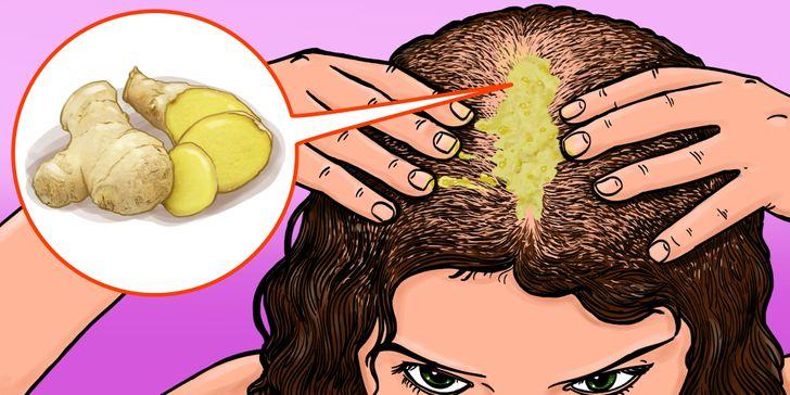 7 cách giúp tóc mọc nhanh tự nhiên, xóa tan âu lo tóc rụng và hói