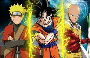 Top 10 nhân vật manga/anime đánh võ cực tài, từ Naruto tới Goku đều góp mặt