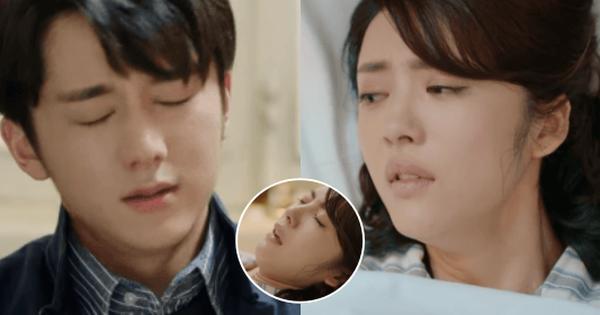 """Cảnh khóc của """"anh bé"""" Trương Tân Thành được khen nức nở, ai dè bị nữ chính phá nát vì """"đơ"""" cả trong giấc ngủ"""