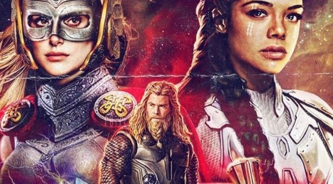 Thor: Love and Thunder được ví von hoành tráng như Avengers: Infinity War