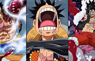 One Piece: 10 chi tiết thú vị về Gear 4- thứ sức mạnh giúp Luffy đánh bại những đối thủ sừng sỏ nhất trong Tân thế giới (P1)