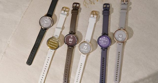 Garmin công bố đồng hồ thông minh nhỏ gọn Lily dành cho phái nữ