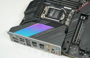 """""""Đập hộp cặp đôi"""" ASUS Z590 TUF và STRIX E-Gaming: Bo mạch chủ đỉnh cao cho anh em lên đời CPU thế hệ 11"""