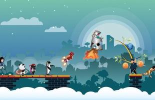 Sau Flappy Bird, Sprint Hero sẽ là tựa game tiếp theo khiến người chơi ám ảnh không thể rời mắt