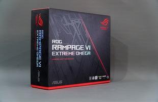 Trên tay bộ đôi bo mạch chủ cực phẩm đọc tên mà muốn trẹo cả lưỡi: Asus ROG Rampage VI Extreme Omega và Asus ROG Zenith Extreme Alpha