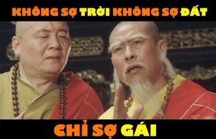 Tản mạn chuyện võ lâm: Cái Bang sợ chó, còn Thiếu Lâm thì... sợ gái?