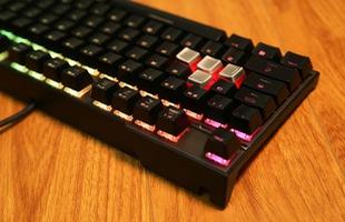 Trải nghiệm MSI Vigor GK70: Bàn phím cơ gaming