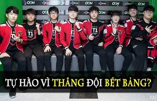 """Netizen Hàn Quốc: """"SKT đang tự hào sau khi thắng đội bét bảng đấy à?"""""""