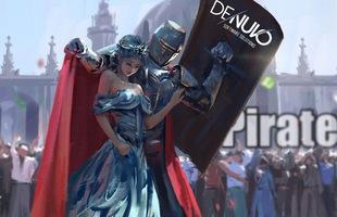 Tấn công Denuvo, một cracker đã bị bắt