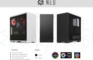 Case máy tính NEO - Ít tiền vẫn được