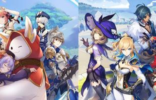 So sánh Genshin Impact và phiên bản nhái