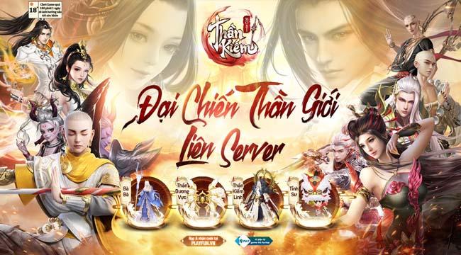 Thần Kiếm Mobile trở thành một trong những game thành công nhất làng game Việt tháng 9