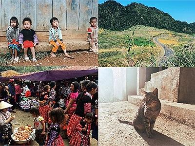 Lạc quên lối về ở một ngôi làng vùng cao mang tên Hang Kia - Mộc Châu cứ đẹp yên bình như trong cổ tích