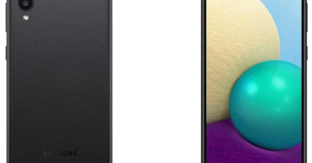 Galaxy A02 trình làng, pin trâu như Galaxy S21 Ultra, giá cực rẻ