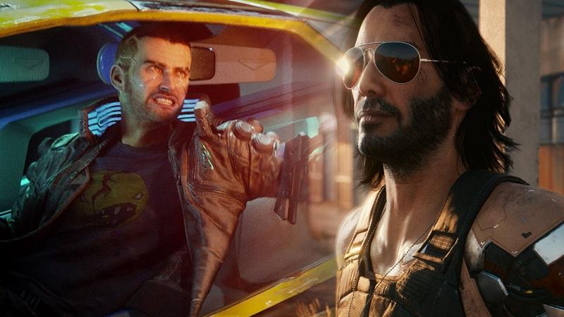 """Cyberpunk 2077 gỡ bản mod cho người chơi """"đi đu đưa"""" cùng nhân vật của Keanu Reeves"""