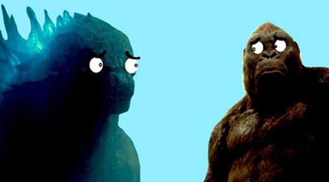 Godzilla vs. Kong tạo ra hàng loạt meme mới trên mạng