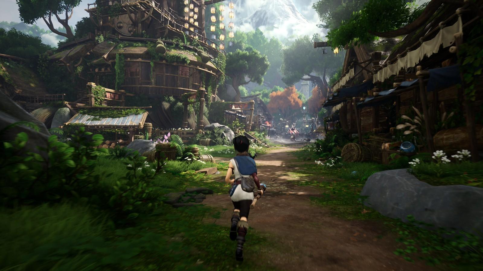 Tựa game Kena Bridge of Spirits ấn định ngày ra mắt