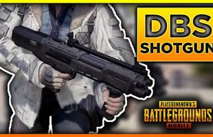 Chân dung DBS - khẩu súng Shotgun mạnh nhất trong PUBG