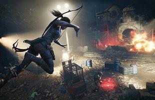 Shadow of the Tomb Raider tung trailer đầu tiên: Nghẹt thở như game kinh dị