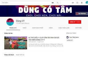 Chỉ trong vòng vài giây, kênh phụ của Trực Tiếp Game bất ngờ nhảy hơn 115 nghìn Subscribe, thừa đủ Nút Bạc Youtube