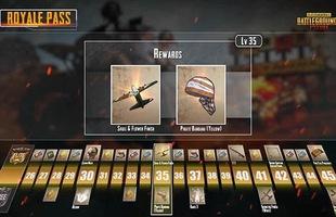 PUBG Mobile: Game thủ có thể nhận cả tá skin đẹp, lạ, độc chỉ với Royale Pass