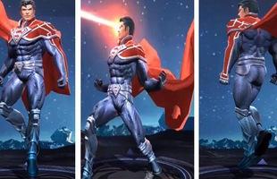 Liên Quân Mobile: Tiếp bước Batman và Joker, đến lượt Superman ra mắt trang phục mới