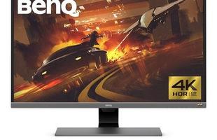 Đánh giá nhanh BenQ EW3270U – Màn hình 4K HDR siêu ấn tượng với công nghệ BI+