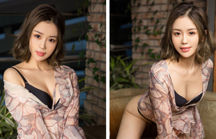 Xinh đẹp và quý phái với mẫu thiên thần đẹp như Kim Tae Hee