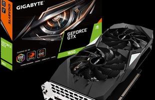 GIGABYTE trình làng dòng cạc đồ họa GeForce® GTX 1650