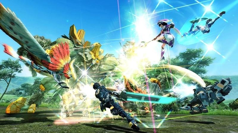 Phantasy Star Online 2 chính thức mở cửa hôm nay cho phiên bản Bắc Mỹ